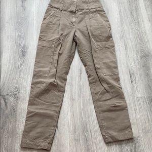 Brunello Cucinelli Women Cargo Pants